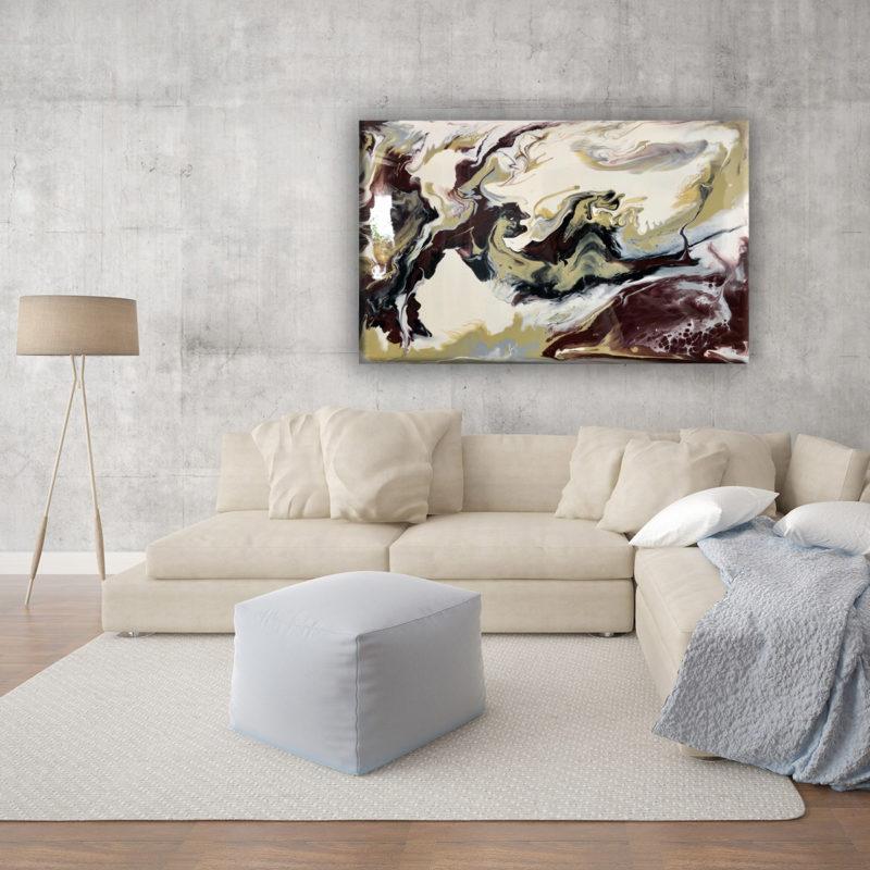 Resin Gemälde von resinia®